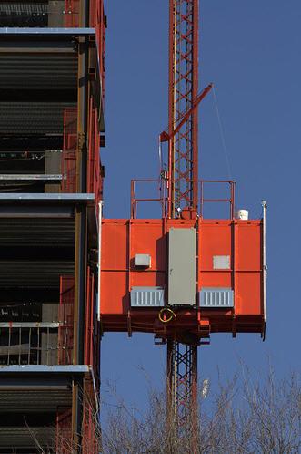 elevatorbob's Elevator Pictures - Construction Hoists - Page 2