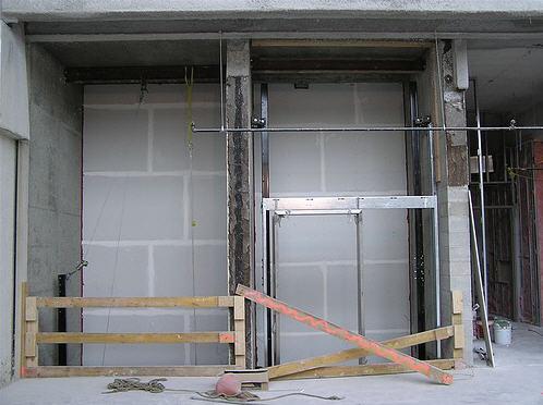 Fort Wayne Mall >> elevatorbob's Elevator Pictures - Hydraulic Elevators ...