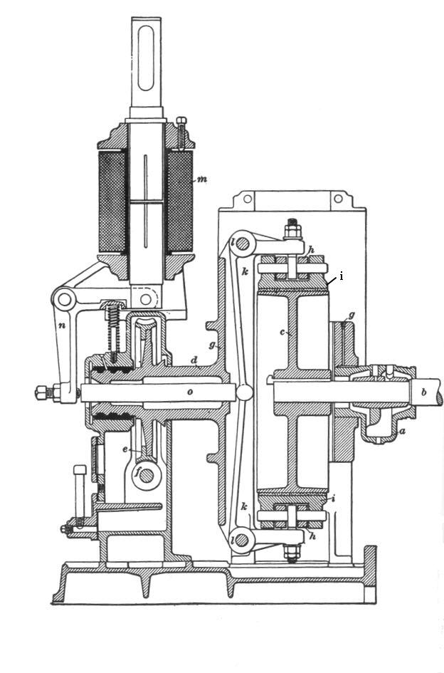 Microdrive Machine Drawing