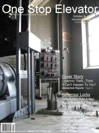 One Stop Elevator - Volume 1 Issue 18