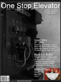 One Stop Elevator - Volume 1 Issue 19