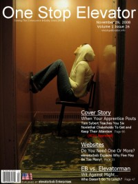 One Stop Elevator - Volume 1 Issue 26
