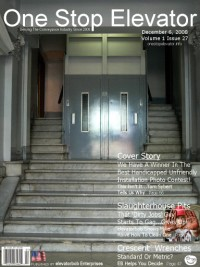 One Stop Elevator - Volume 1 Issue 27