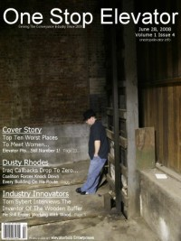 One Stop Elevator - Volume 1 Issue 4
