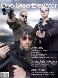 One Stop Elevator - Volume 1 Issue 6