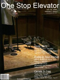 One Stop Elevator - Volume 1 Issue 7