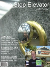 One Stop Elevator - Volume 1 Issue 9